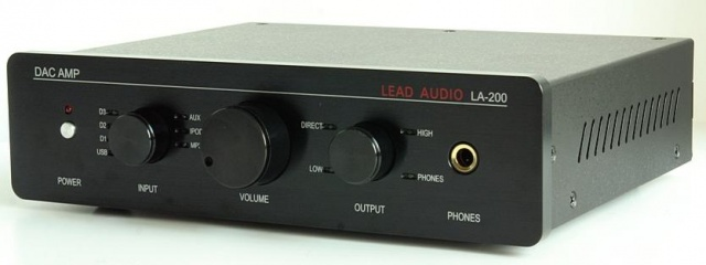 LEAD AUDIO LA200 DAC-AMP