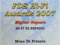 FDS Awards 2007