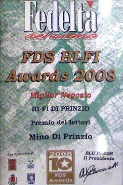 FDS Awards 2008