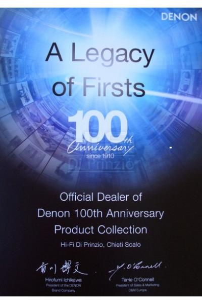 A Legacy of First