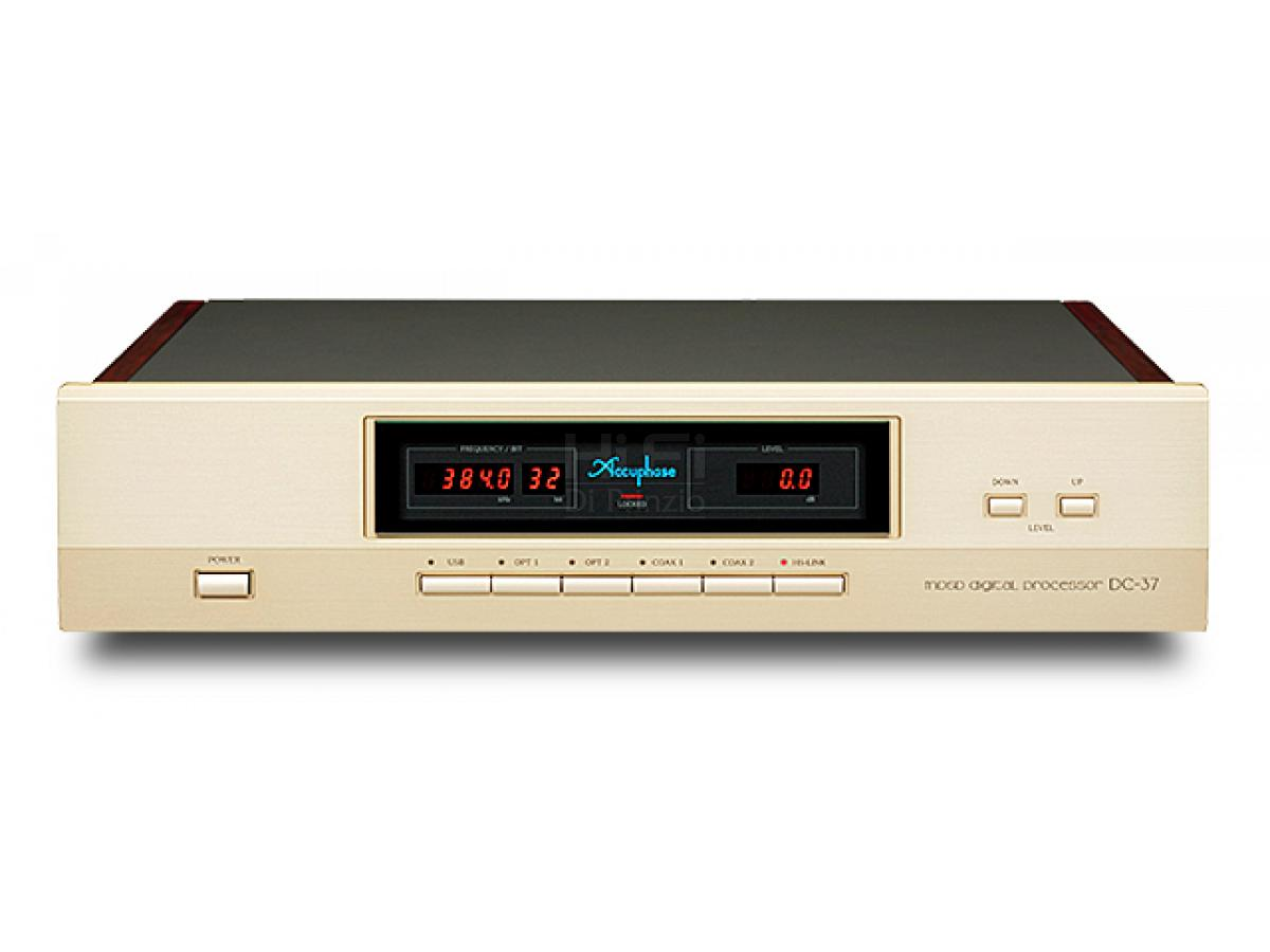 Accuphase dc-37 - Accuphase Dac & dac-headphone ampli