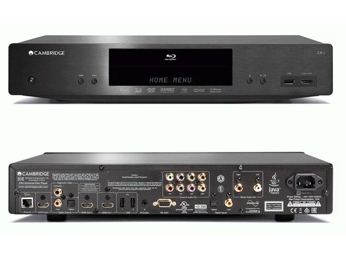 Multilettore usato max 250€, consigli? Cambridge-audio-cxu