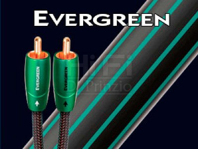 Audioquest AUDIOQUEST EVERGREEN RCA