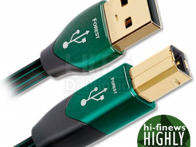 Audioquest AUDIOQUEST FOREST USB 2.0 A-B