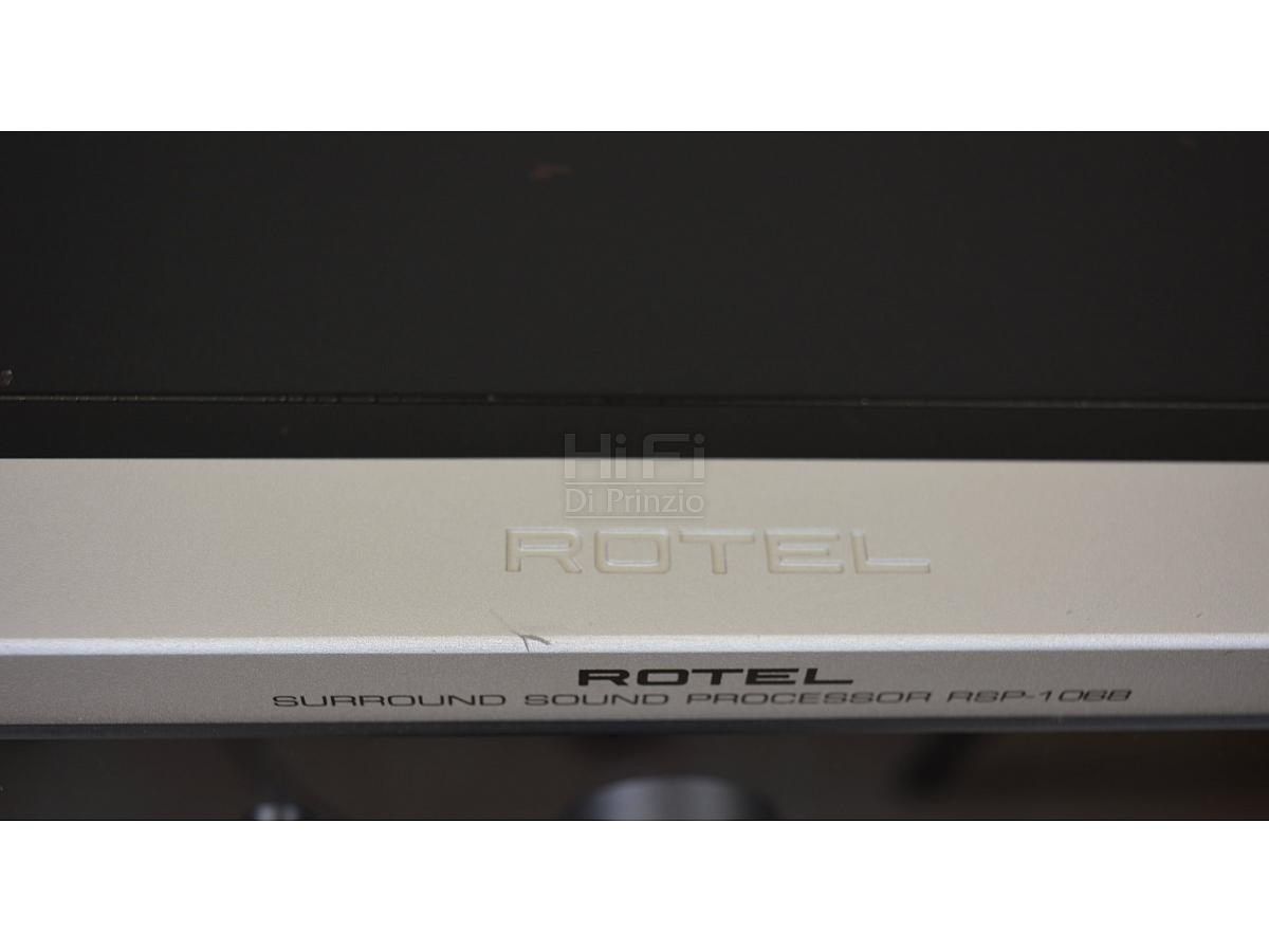 rotel rsp 1068 rotel audio video ampli for sale on hi fi. Black Bedroom Furniture Sets. Home Design Ideas