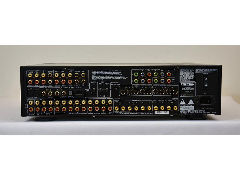 rotel rsp 1068 rotel ampli audio video in vendita su hi fi. Black Bedroom Furniture Sets. Home Design Ideas