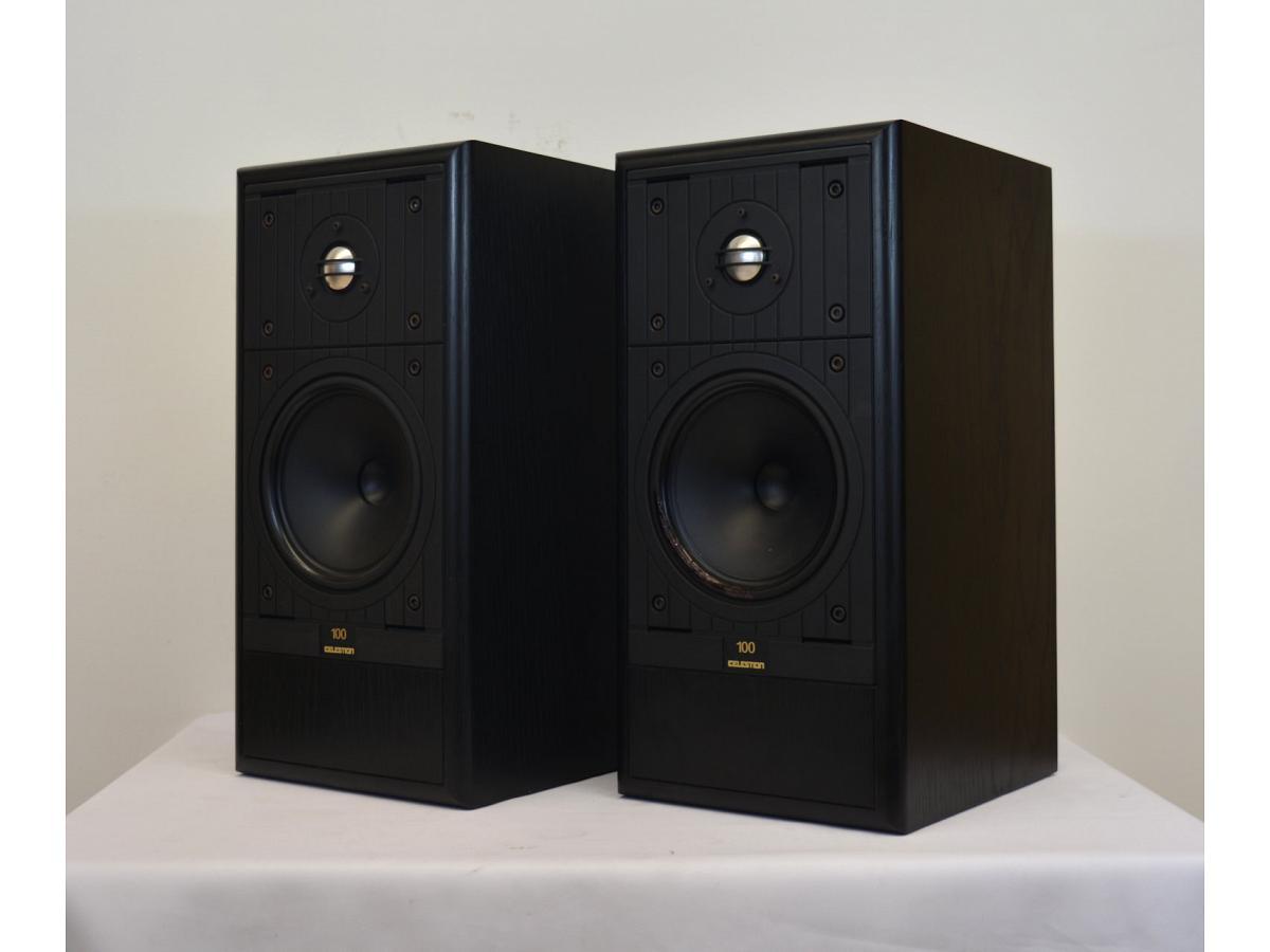 Bowers Wilkins Speakers >> Celestion 100 - Celestion Bookshelf loudspeakers for sale on