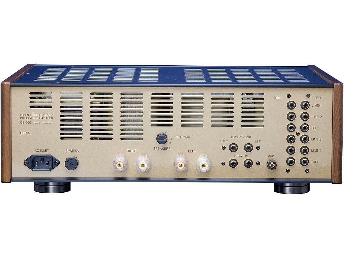 Leben CS300XS Integrated Valve Amplifier REVIEW