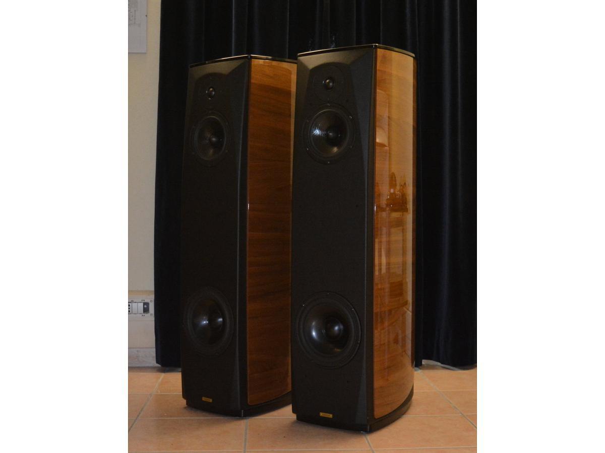Bowers Wilkins Speakers >> Opera callas diva - Opera Floorstanding loudspeakers for