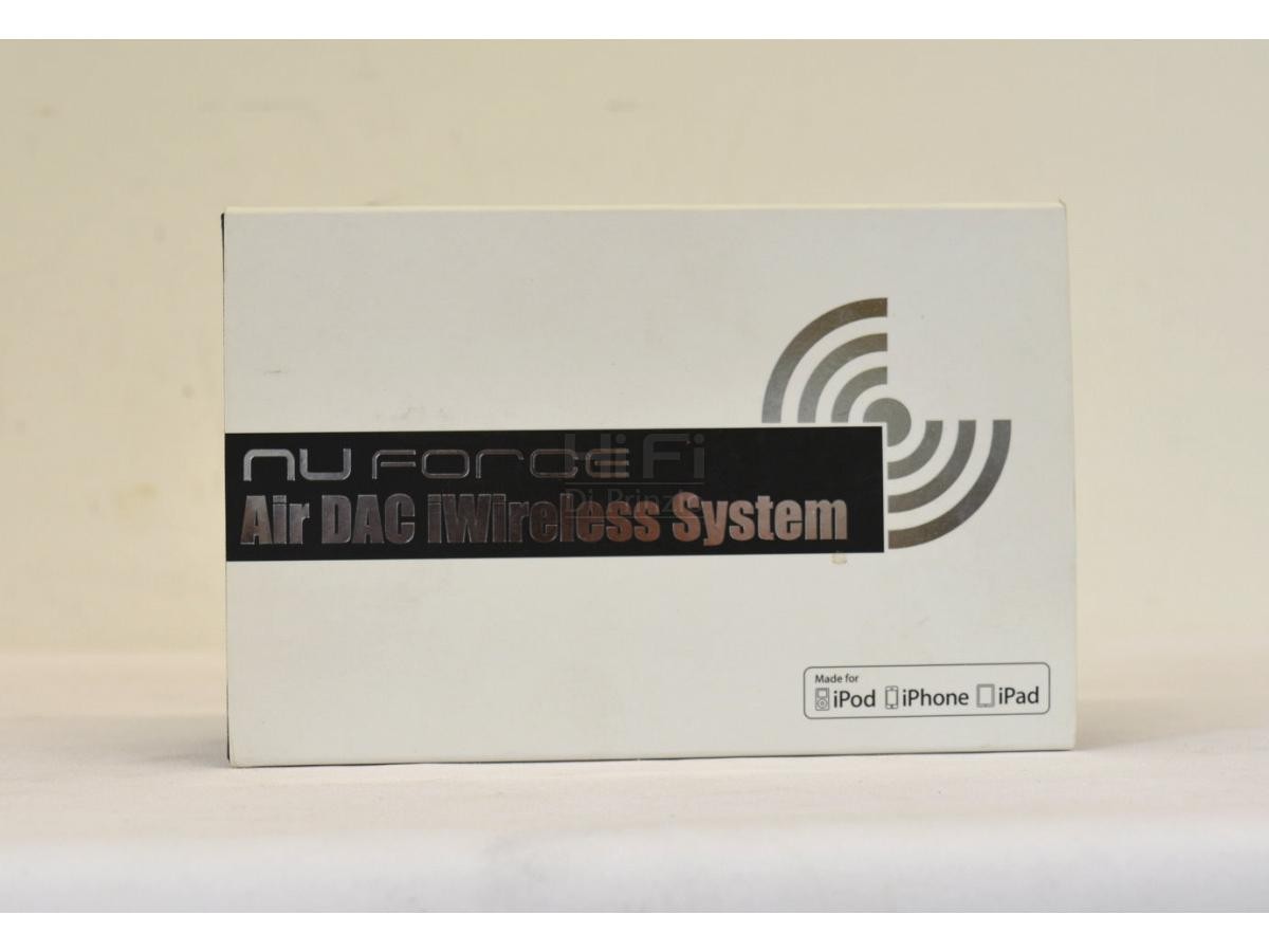 Nu force air dac iwireless system - Nu force Dac &