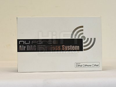 Nu Force NU FORCE AIR DAC IWIRELESS SYSTEM