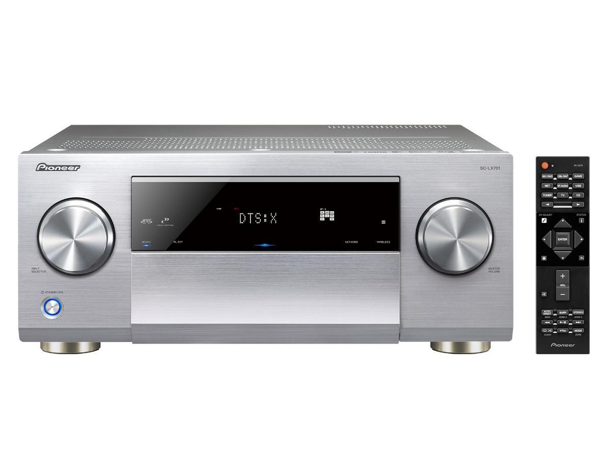 pioneer sc lx701 pioneer ampli audio video in vendita su. Black Bedroom Furniture Sets. Home Design Ideas