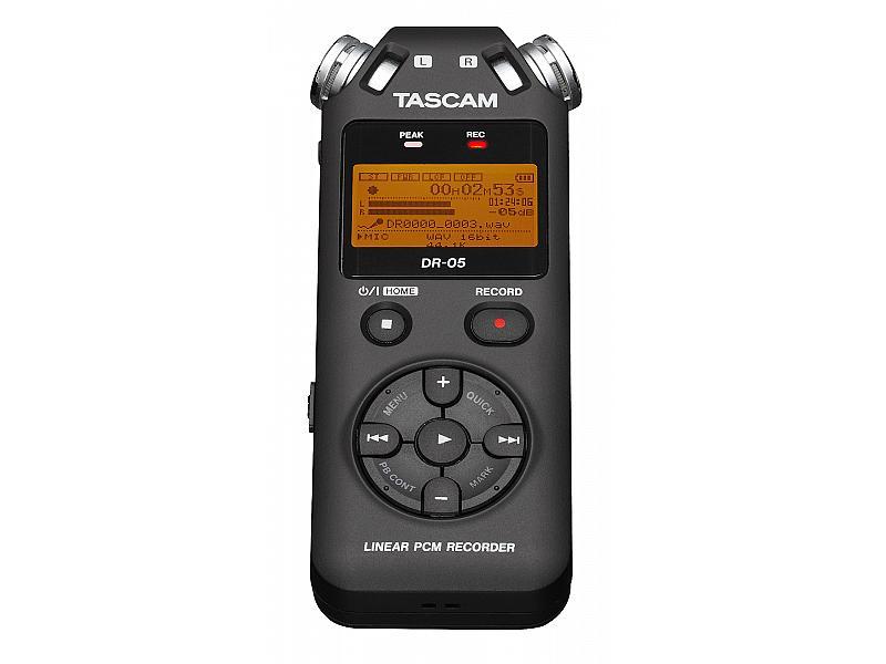 Tascam Dr 05 Tascam Recorders For Sale On Hi Fi Di Prinzio