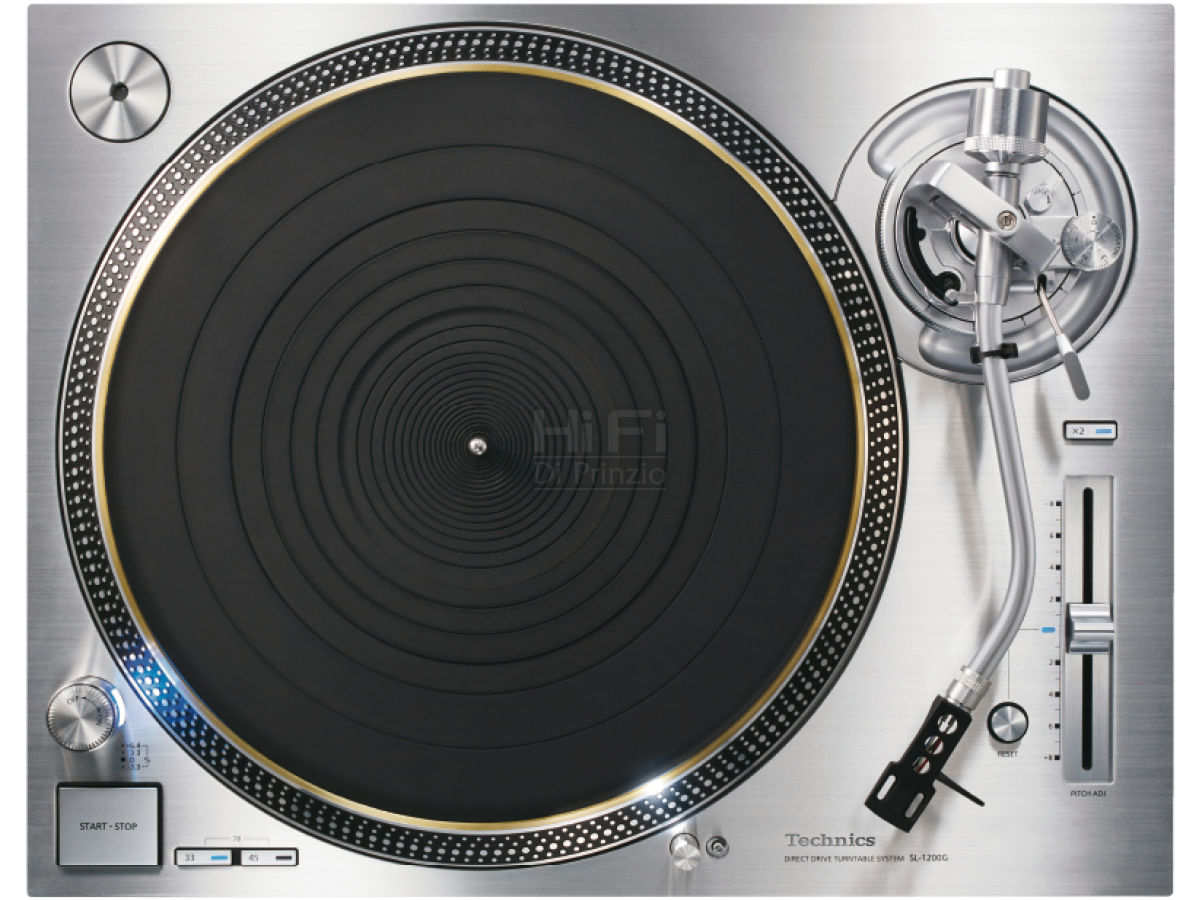 technics sl 1200g technics giradischi in vendita su hi fi. Black Bedroom Furniture Sets. Home Design Ideas