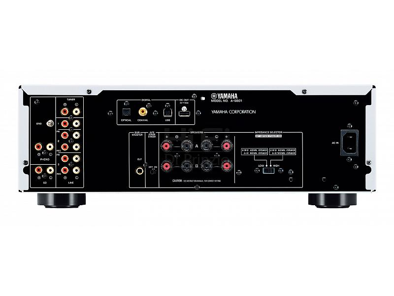 yamaha a s801 yamaha integrated amplifiers for sale on. Black Bedroom Furniture Sets. Home Design Ideas