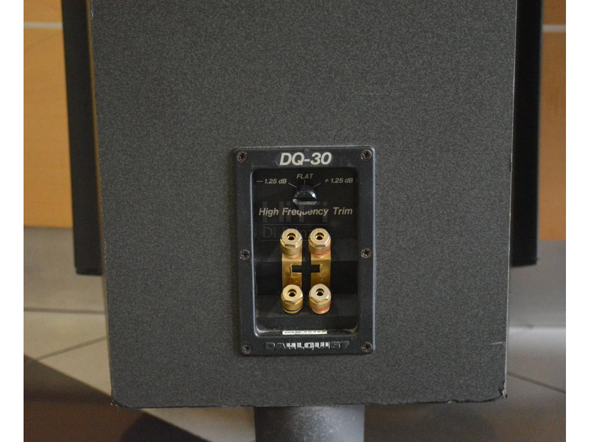 Dahlquist Dq 30 Dahlquist Floorstanding Loudspeakers For