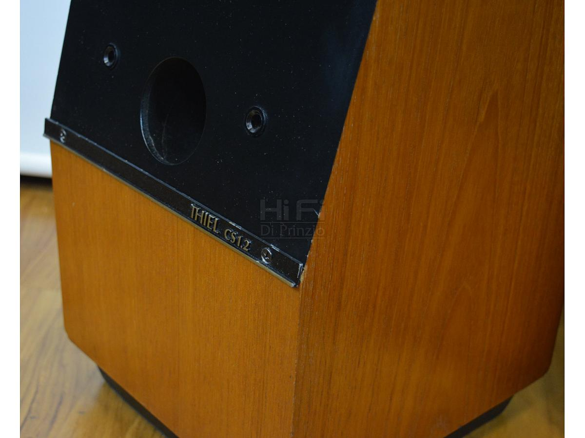 Thiel Cs1 2 Thiel Floorstanding Loudspeakers For Sale On