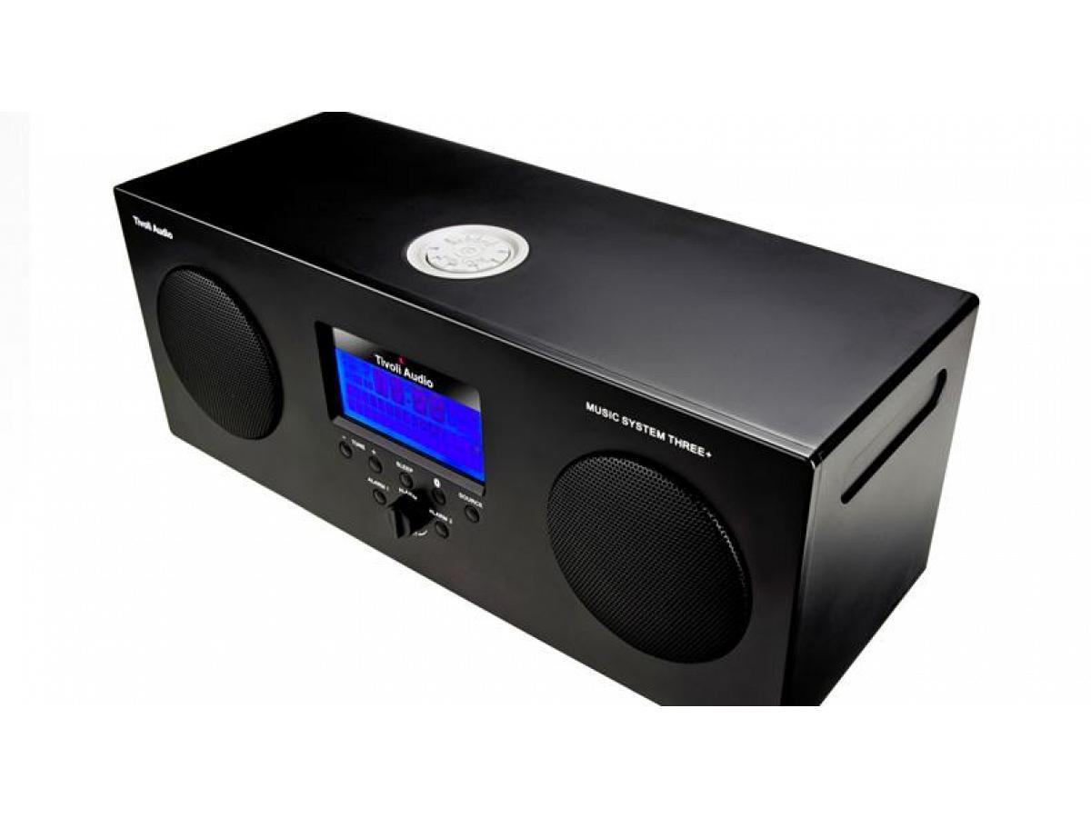 tivoli audio music system three tivoli multimedia in. Black Bedroom Furniture Sets. Home Design Ideas