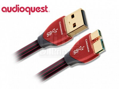Audioquest AUDIOQUEST CINNAMON USB 3.0 A-MICRO