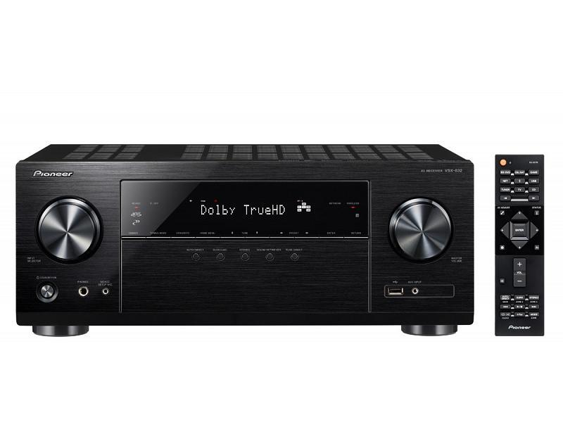 pioneer vsx 832 pioneer audio video ampli for sale on. Black Bedroom Furniture Sets. Home Design Ideas