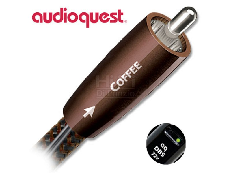 Audioquest AUDIOQUEST COFFEE DIGITAL AUDIO COAX