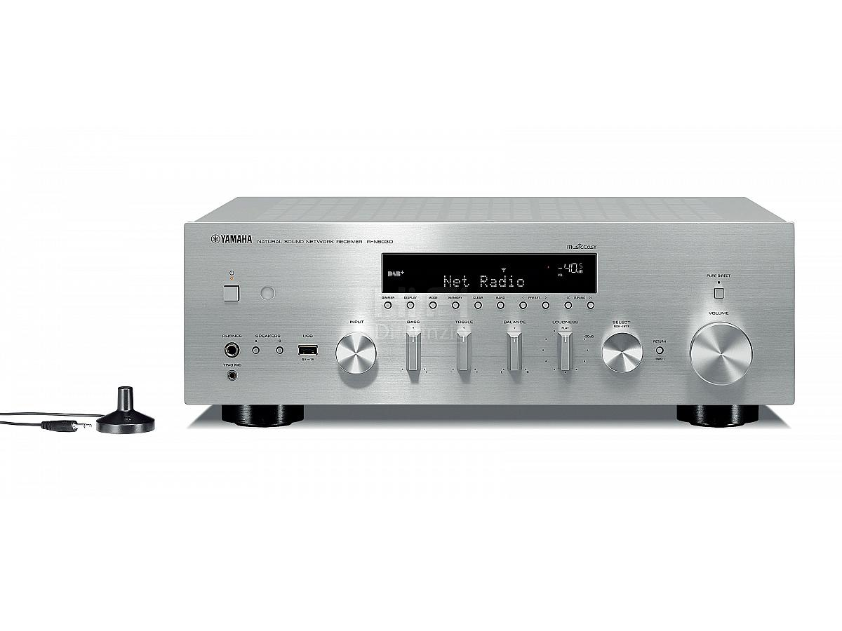 yamaha r n803d yamaha integrated amplifiers for sale on. Black Bedroom Furniture Sets. Home Design Ideas