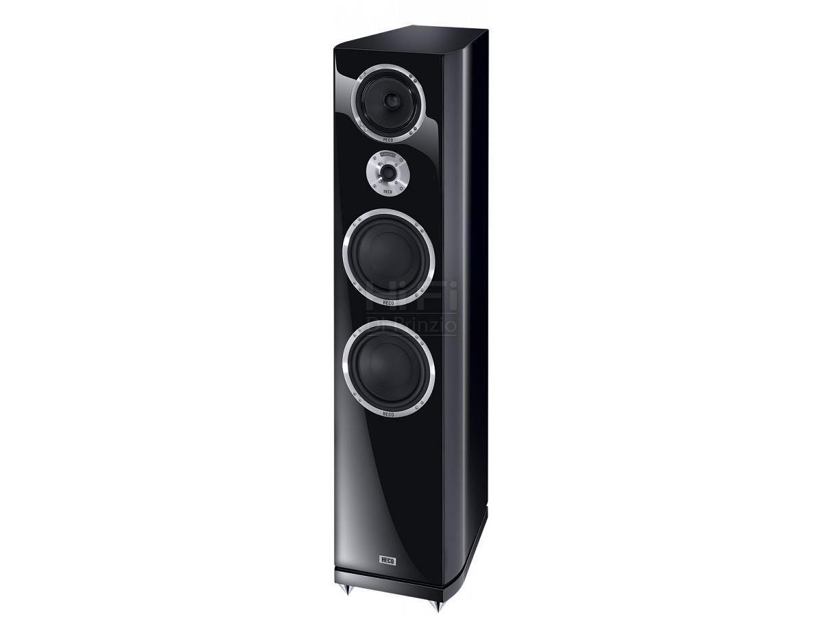 Heco The New Statement Heco Floorstanding Loudspeakers For