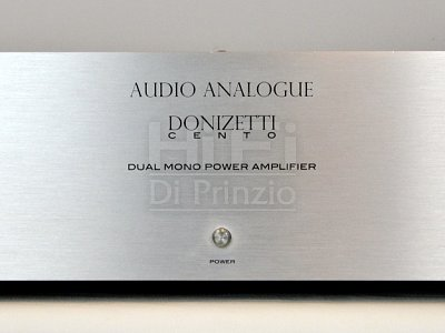 Audio Analogue AUDIO ANALOGUE DONIZETTI CENTO REV2.0