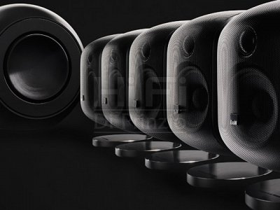 Bowers & Wilkins BOWERS & WILKINS MINI THEATRE SYSTEM 60D