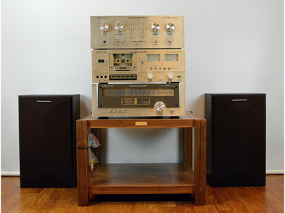 Tavolini Hi Fi : Sistema hi fi marantz mini hifi e soundbar in
