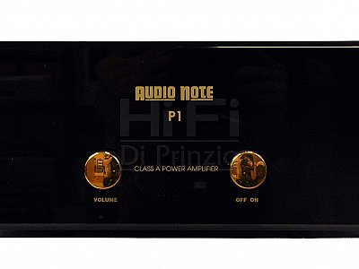 Audio Note AUDIO NOTE P1