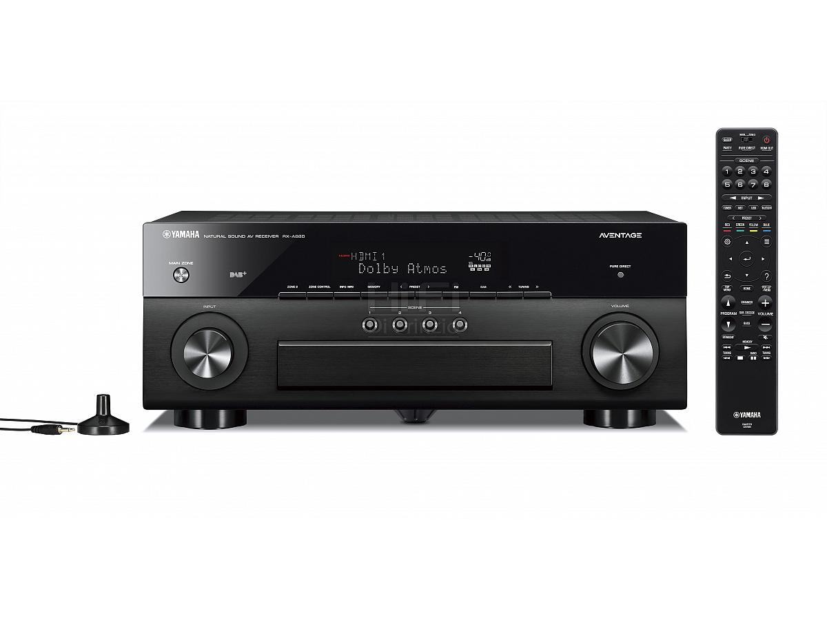 yamaha rx a880 yamaha ampli audio video in vendita su. Black Bedroom Furniture Sets. Home Design Ideas