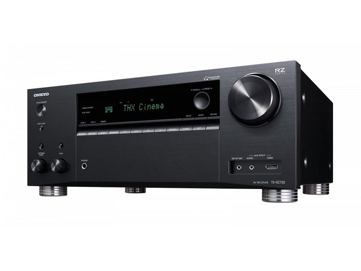 onkyo tx rz730 onkyo ampli audio video in vendita su hi fi. Black Bedroom Furniture Sets. Home Design Ideas