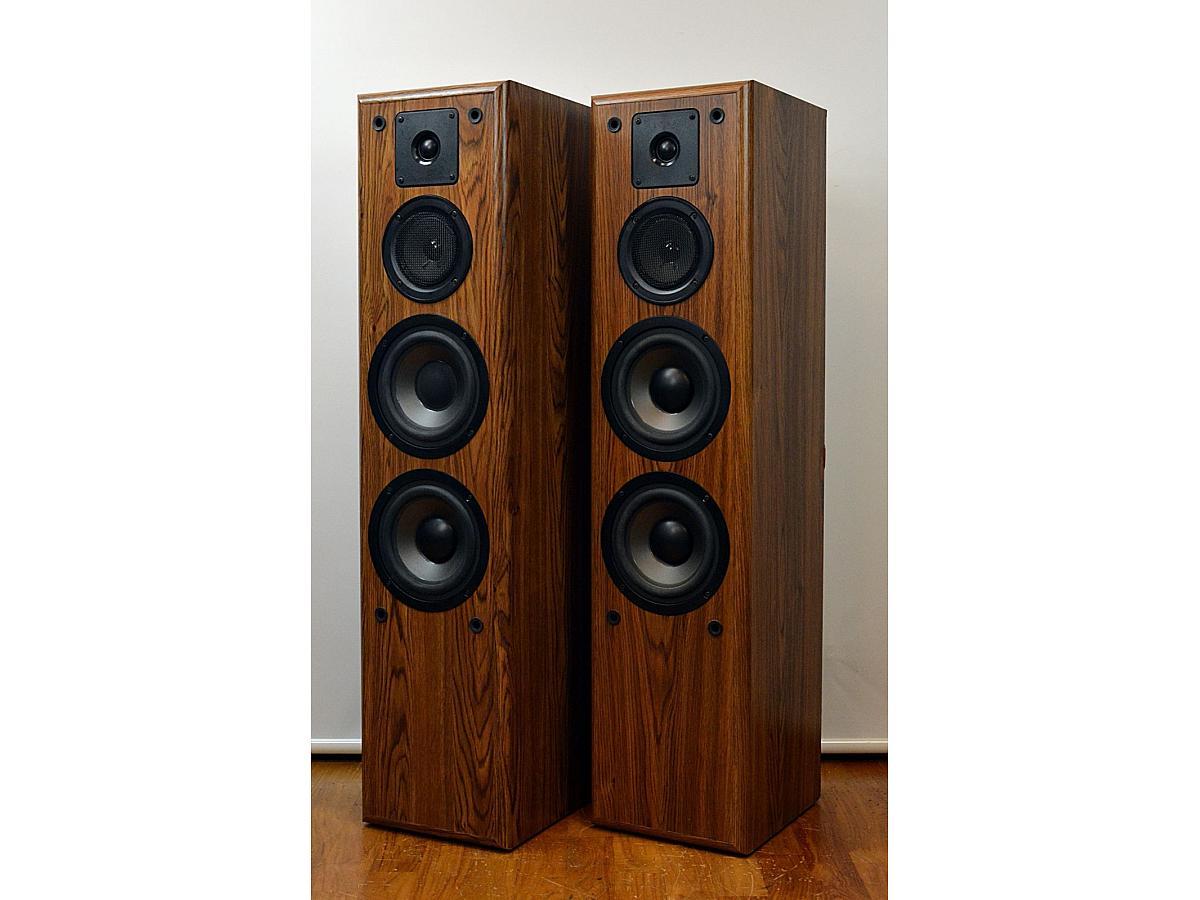 Klh Model 62t Klh Floorstanding Loudspeakers For Sale On