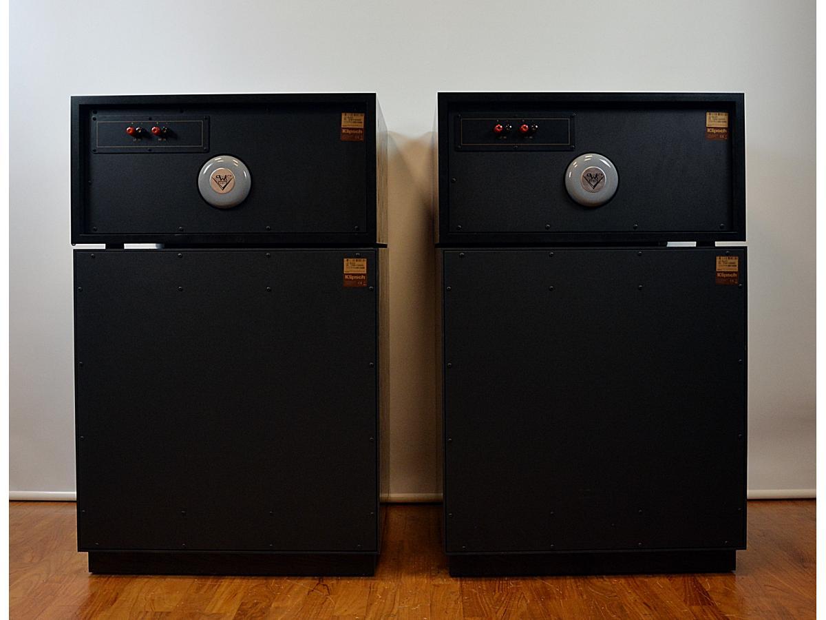 klipsch la scala ii klipsch floorstanding loudspeakers for. Black Bedroom Furniture Sets. Home Design Ideas