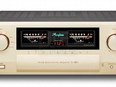 Accuphase ACCUPHASE E-480