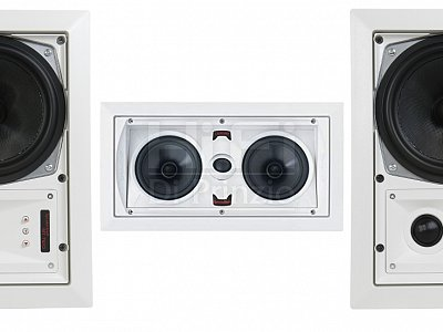 SPEAKERKRAFT SPEAKERCRAFT MT TWO + AIM LCR 1