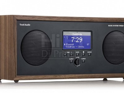 TIVOLI TIVOLI AUDIO MUSIC SYSTEM THREE + Black
