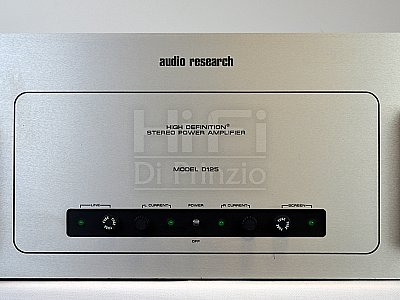 Audio Research AUDIO RESEARCH D-125