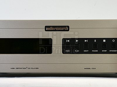 Audio Research AUDIO RESEARCH MODEL CD3
