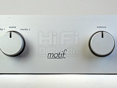 Conrad Johnson MOTIF MC-8 BY CONRAD JOHNSON