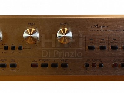 Accuphase ACCUPHASE E-204
