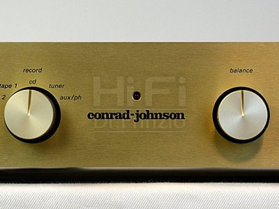 Conrad Johnson CONRAD JOHNSON PV-12L