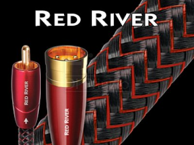 Audioquest AUDIOQUEST RED RIVER XLR-XLR