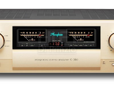 Accuphase ACCUPHASE E-380