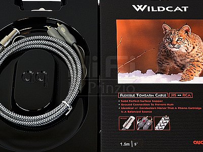 Audioquest AUDIOQUEST WILDCAT JIS-RCA