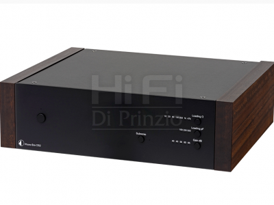 PROJECT PROJECT PHONO BOX DS2 BLACK EUCALIPTUS