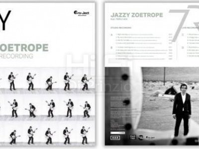 PROJECT PROJECT LP 7RAY'S JAZZY ZOETROPE