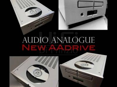 Audio Analogue AUDIO ANALOGUE AA DRIVE