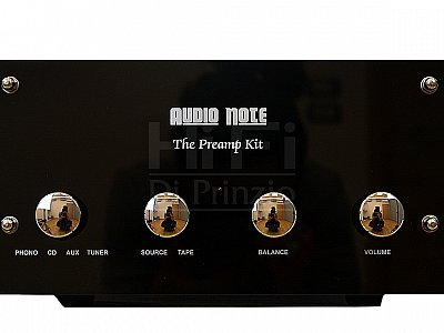 Audio Note AUDIO NOTE THE PREAMP KIT SIGNATURE